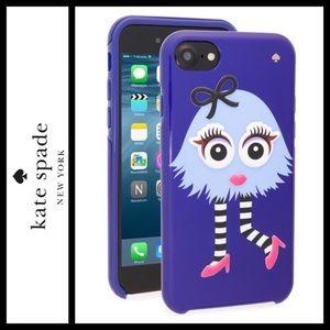 Kate Spade 'Make a Monster' Phone Case NWT